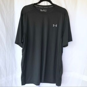 EUC Men's Under Armour fitted heat gear  T-shirt